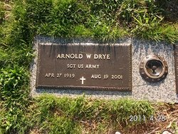 Arnold Wright Drye