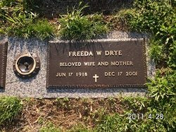 Freeda Brown <i>Wyatt</i> Drye