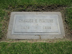 Dr Charles Edward Fortune