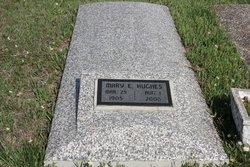 Mary E <i>Spurgeon</i> Hughes