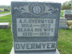 Aaron Clement A.C. Overmyer