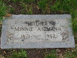 Resine Wilhelmine <i>Croft</i> Aszmann