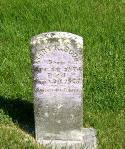 Mary K. Boon