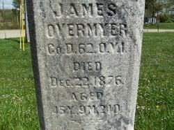 James Overmyer