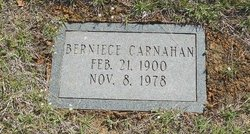 Berniece Carnahan