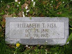 Elizabeth Matilda Lizzie <i>Trulock</i> Fisk