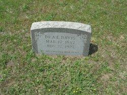 Dr A. E. Davis