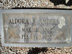 Aldora J Anderson