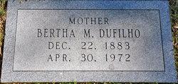 Bertha M <i>Richard</i> Dufilho