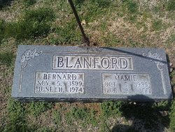 Bernard Austin Blanford