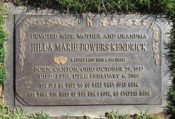 Hilda Marie <i>Bowers</i> Kendrick
