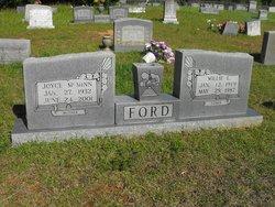 Joyce <i>McMinn</i> Ford