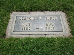 Blanche Caroline Jones