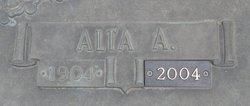 Alta A. <i>Bunney</i> Adams