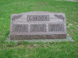 Madeline Carol <i>Dillenbeck</i> Gordon