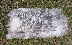 John William Petree