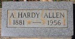 Albert Hardy Allen