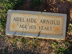 Adelaide Arnold
