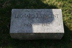 Leonard J. Vincent