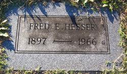 Fred E. Hesser