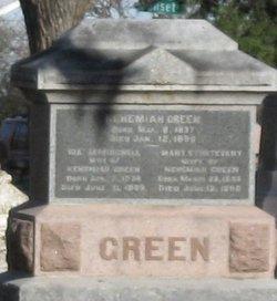 Ida <i>Leffingwell</i> Green