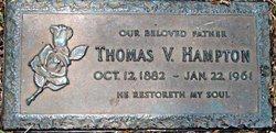 Thomas Valentine Hampton