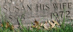 Susan Blanche <i>Tullis</i> Adams