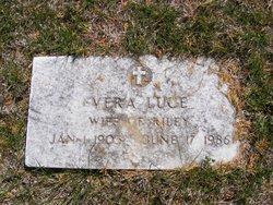 Vera P. <i>Hough</i> Luce