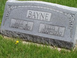 Willis F Bayne