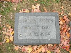 Ethel May <i>Smith</i> Barton