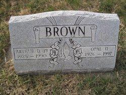 Arthur Dee Brown, Jr