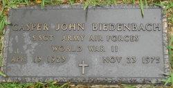 Casper John Biedenbach