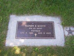 Randolph E Scott