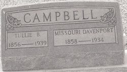 Tullie B Campbell