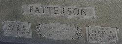 Sarah Elizabeth <i>Moore</i> Patterson