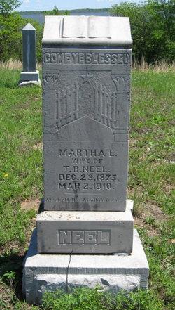 Martha E. Neel