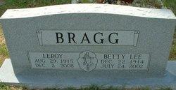 Betty Lee Bragg
