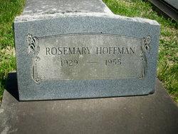 Rosemary Hoffman