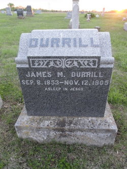 James M Durrill