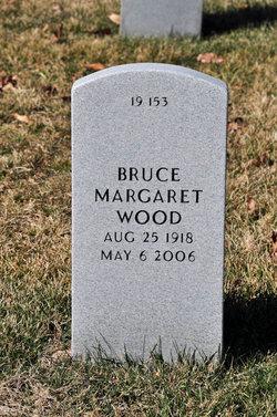 Bruce Margaret Wood