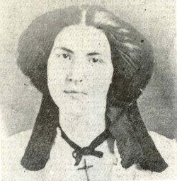 Mrs Marguerite Caroline <i>Deslonde</i> Beauregard