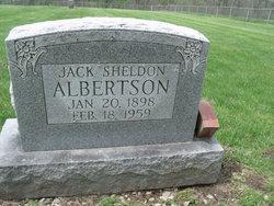 Jack Sheldon Albertson