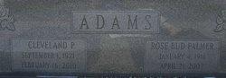 Cleveland P. Adams