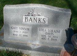 Lola Lorraine <i>Davis</i> Banks