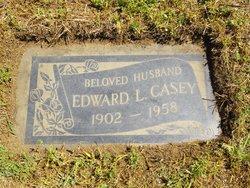 Edward L Casey