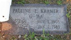 Pauline <i>Alter</i> Kramer
