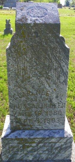 Clarence W Deen