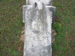 Martha E. <i>Miles</i> Bell