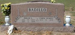 Phillip Eugene Badillo