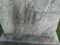 Amelia Arnold
